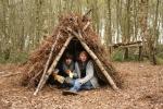 primitive emergency shelter