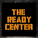 The Ready Center Square Orange