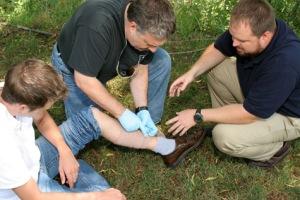 The Ready Center Injured Led