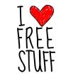 I Love Free Stuff The Ready Center