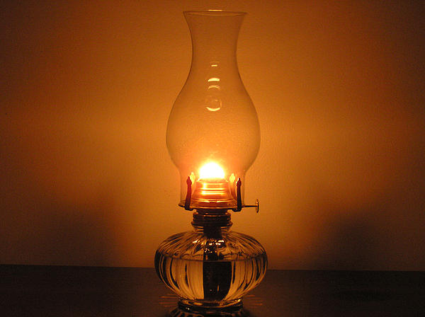 Oil Lamp The Ready Center