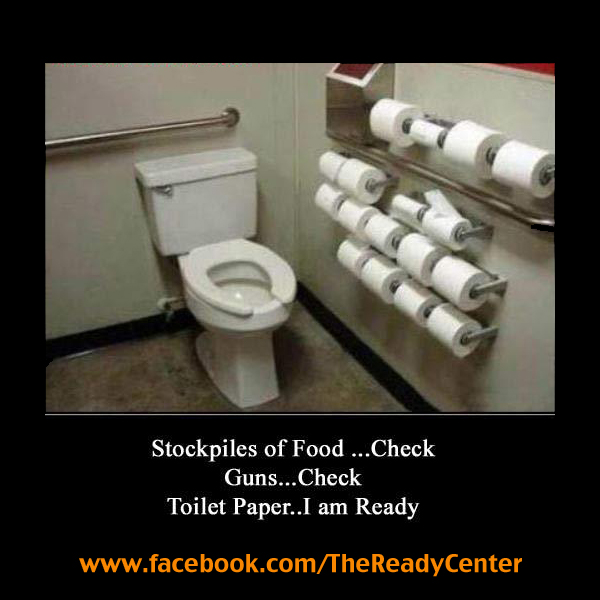 The Ready Center - Toilet Paper