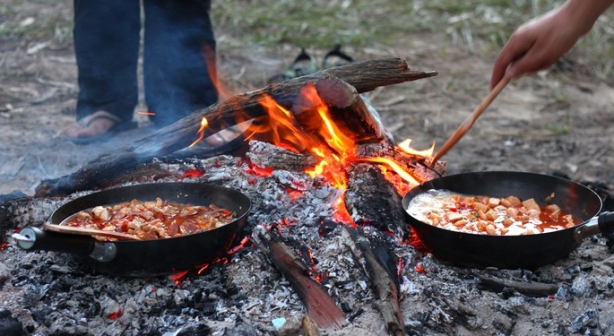 Cooking on Coals - The Ready Center