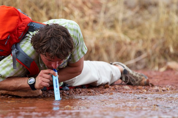 The Ready Center - Life Straw 2
